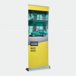 Havana Roller Banner - Bedfordshire Printers