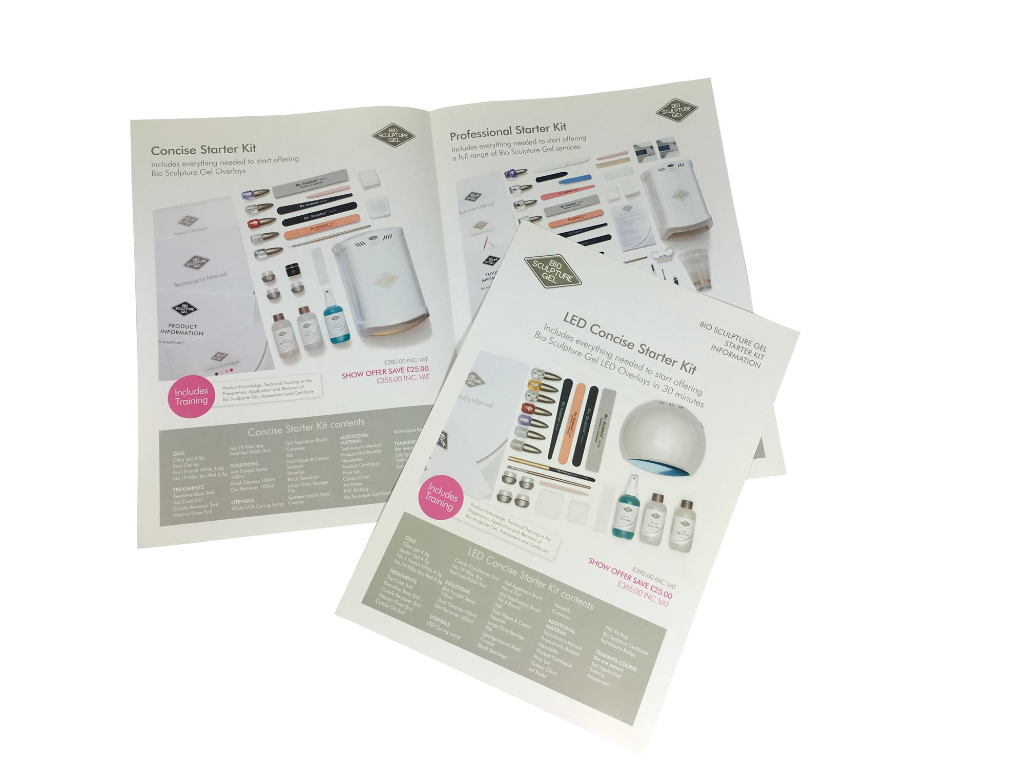 Folded Leaflets | Streets Process Colour Printers | Hertfordshire